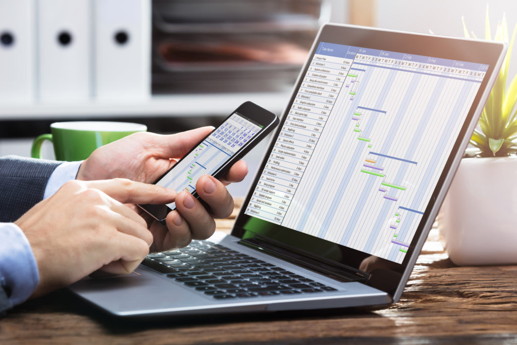 Scheduling and planning for any needed third-party services